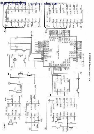 电动大巴结构图