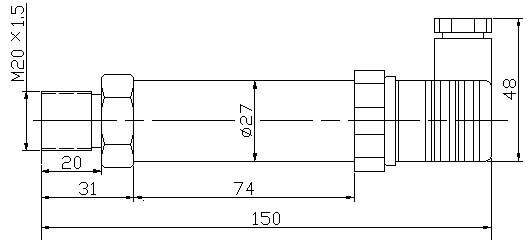 专门用于测量发动机喷油系统的油压,缸压,液压  广泛运用于汽车制造
