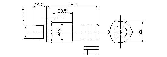 压力传感器接线图  天沐