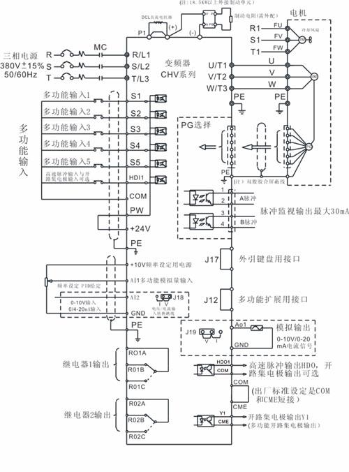 74ls244扩展io电路图