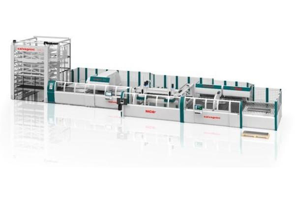 萨瓦尼尼 S4冲剪复合中心 – 无人化钣金工厂高效优质的保证