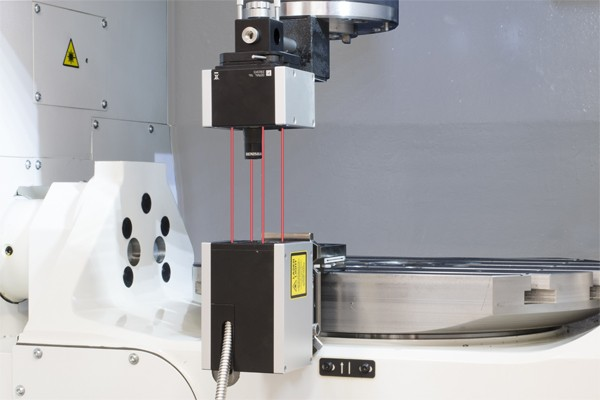 雷尼绍XM-60多光束激光干涉仪