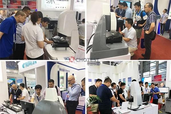 中图仪器SuperView W1光学3D表面轮廓仪闪耀深圳光博会