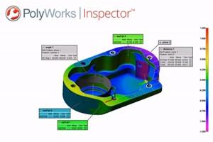 PolyWorks教程之基础检测工作流程,适用于扫描设备