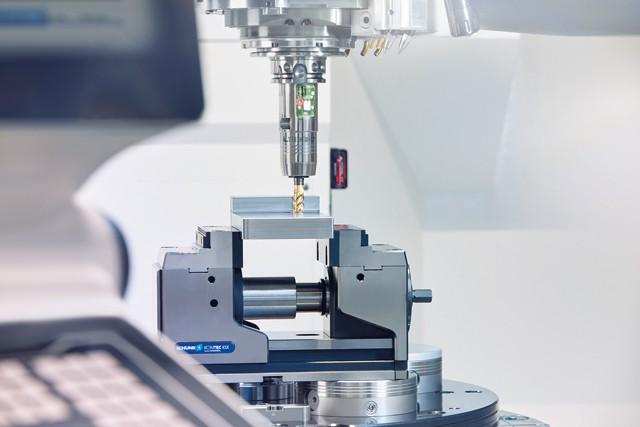 雄克智能刀柄iTENDO将实时调节金属切削过程