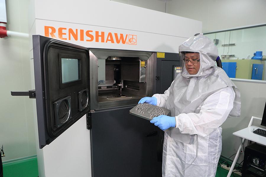 雷尼绍AM250金属3D打印系统在医疗领域的应用.png