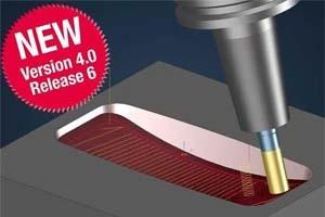 Tebis CAM 应用 I HPC铣削:高效型腔粗加工
