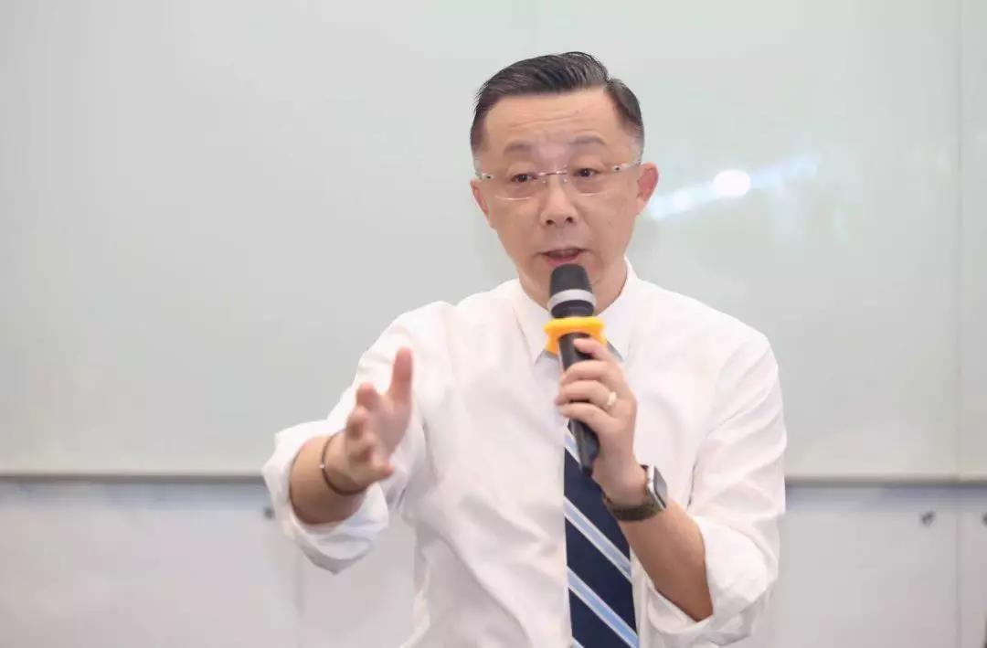 蔡司中国副总裁平颉先生