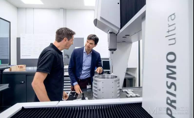ZEISS PRISMO三坐标MAPAL刀具公司应用案例