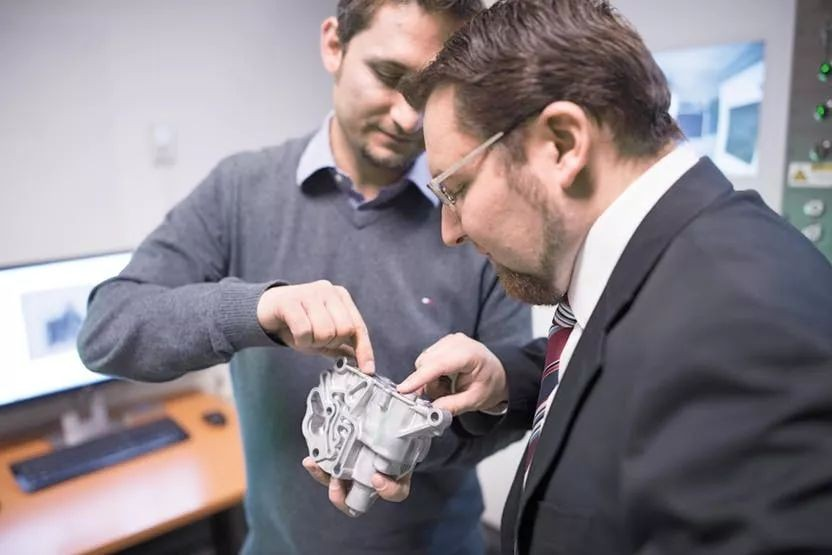 利用千亿平台工業CT檢測讓汽車配件供應商TCG大副提高檢測效率