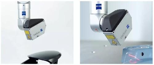 蔡司三坐标激光扫描