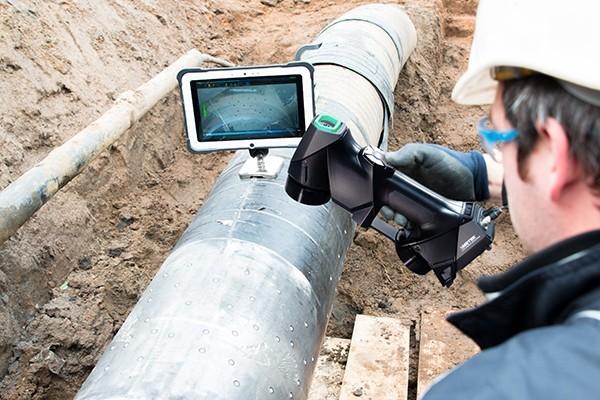 Creaform 扩展了其针对石油和天然气行业的 NDT 解决方案组合