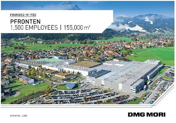 德国蔡司为DMG MORI航空集团提供一站式测量方案