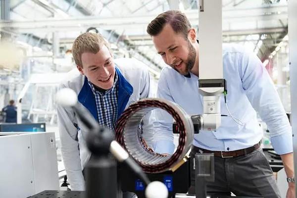 Zeisss三坐标 发卡电机定子的新型测量解决方案