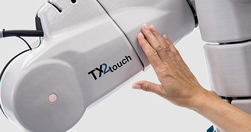 Safe touch skin TX2touch-60