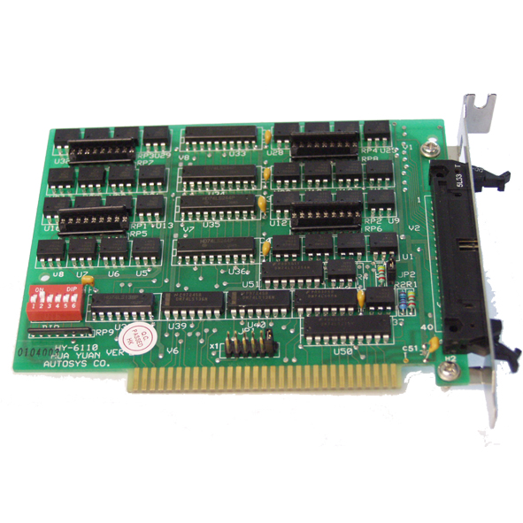 华控hy—6110 隔离型数字量输入板