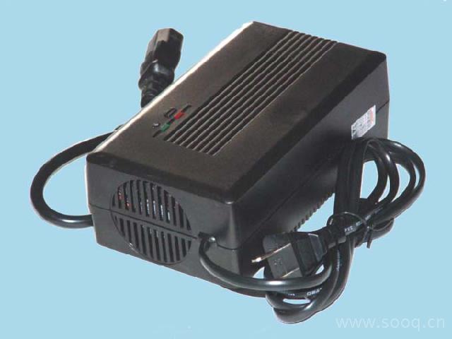 电单车充电器lm324n电路图