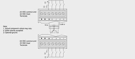 西门子 em221 cn数字量输入模块(8点输入 24v dc)