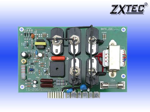 中星ts2200直流电机调速板