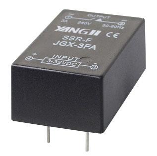 ssr单相电路板式固态继电器