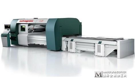 高动态光纤激光切割机L5