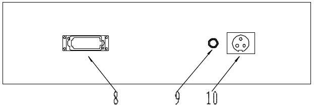 yjf-3型线切割高频电源 步进电源使用说明(上)